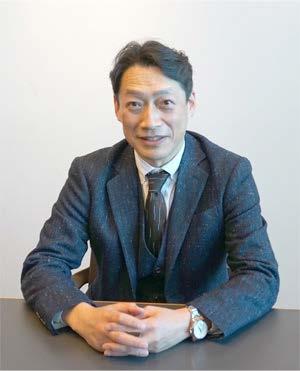 株式会社アイ・エム・ジェイ 執行役員 西村 義浩様